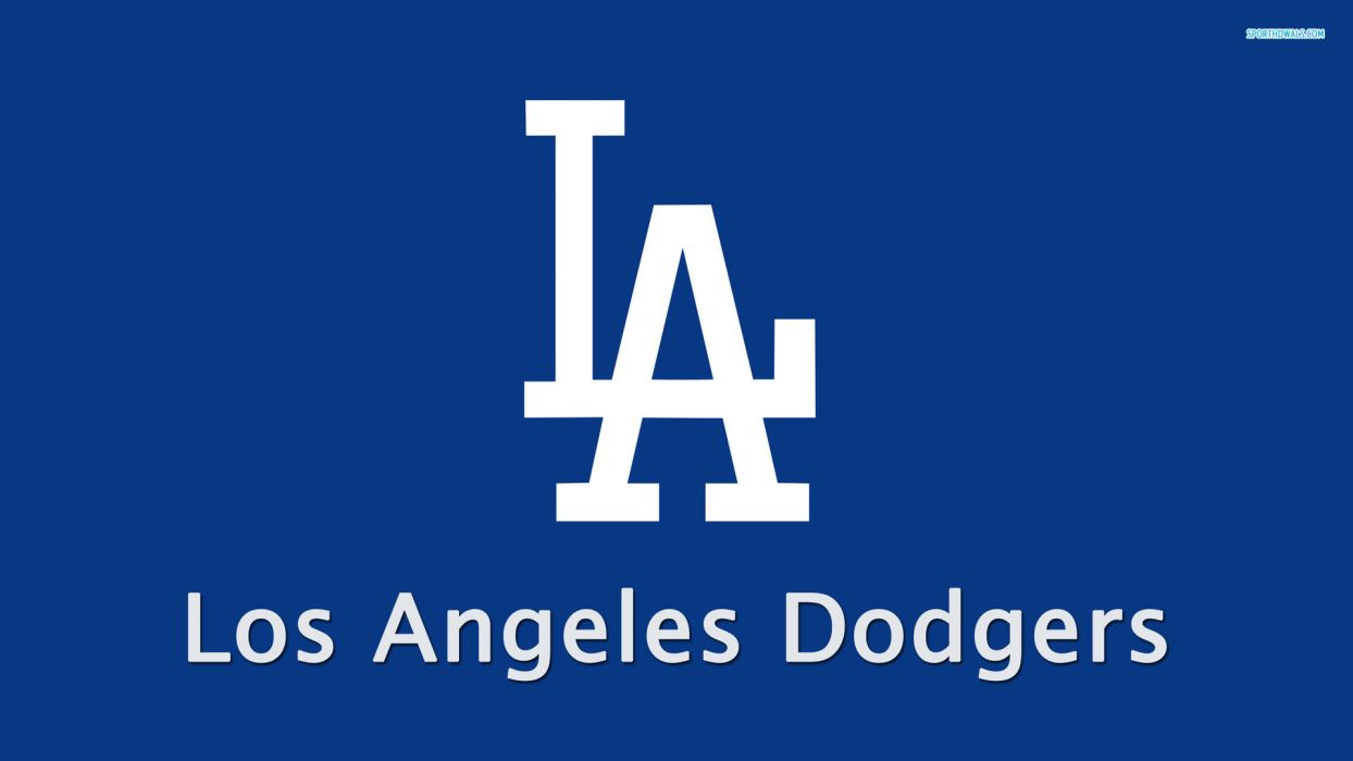 LOS ANGELES DODGERS baseball mlb    hd wallpaper
