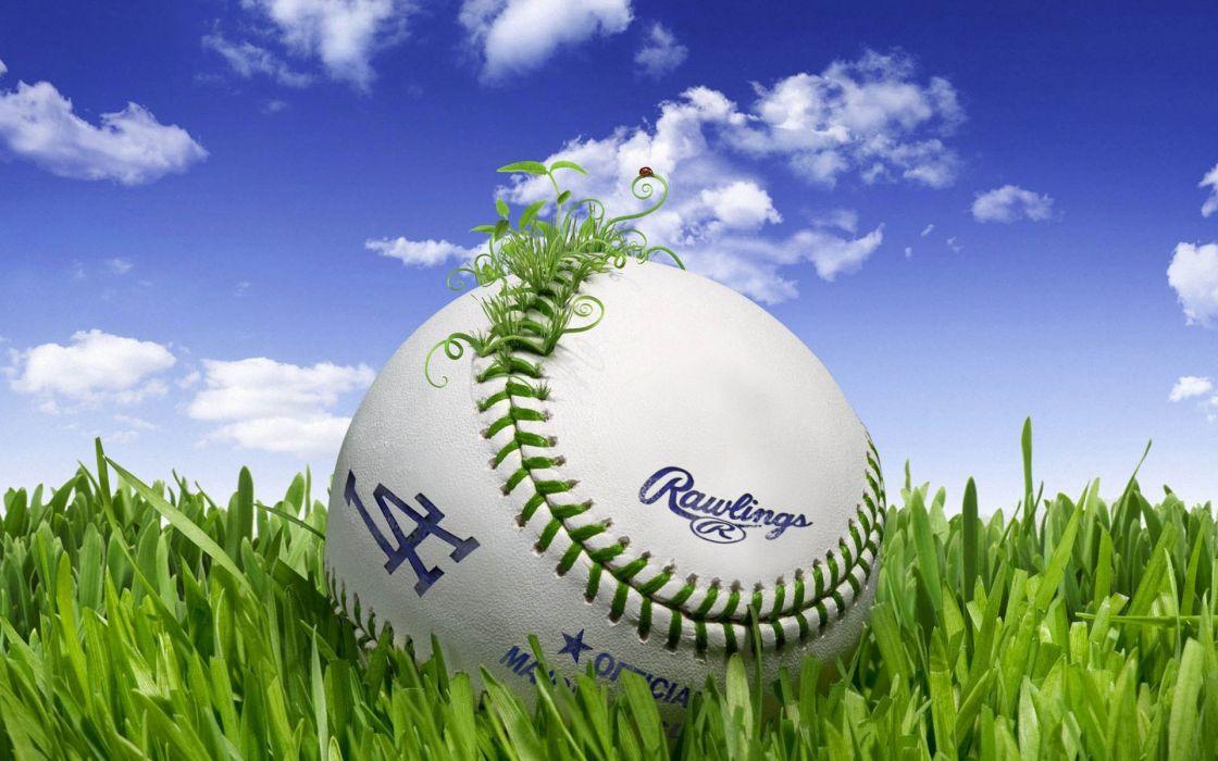 LOS ANGELES DODGERS baseball mlb    hl wallpaper