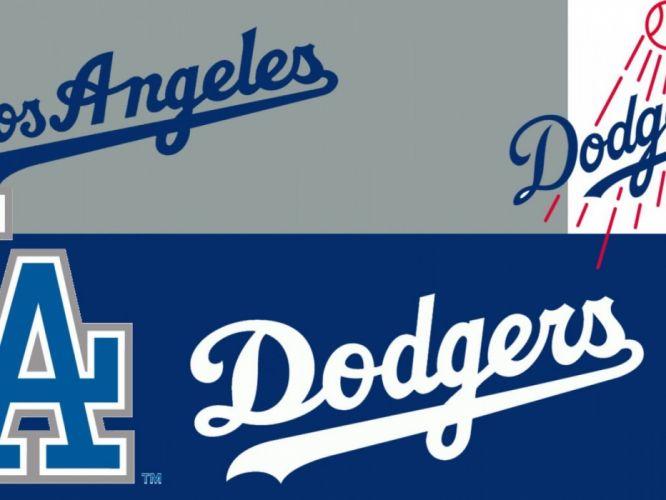 LOS ANGELES DODGERS baseball mlb w wallpaper