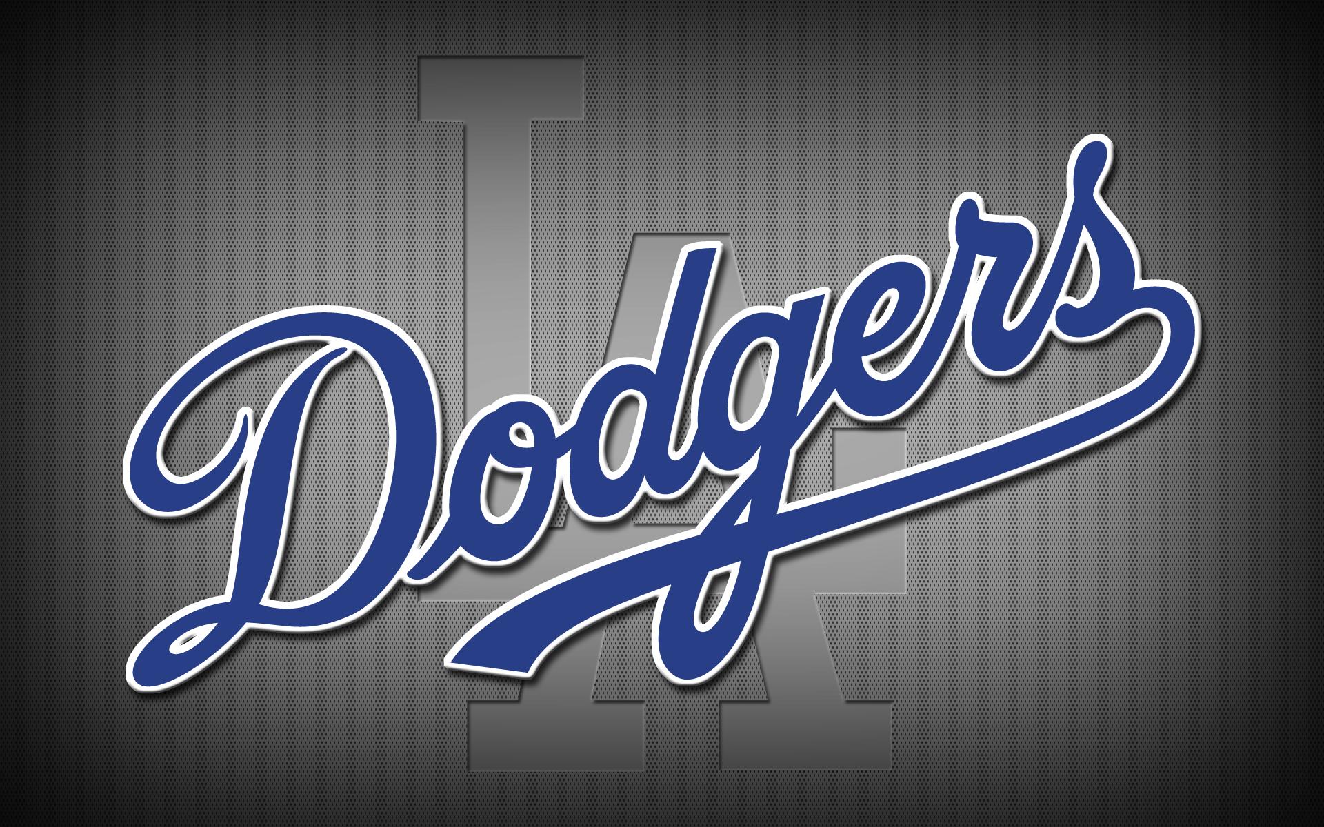 LOS ANGELES DODGERS baseball mlb 5 wallpaper   1920x1200   158565   WallpaperUP