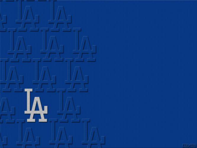 LOS ANGELES DODGERS baseball mlb d wallpaper