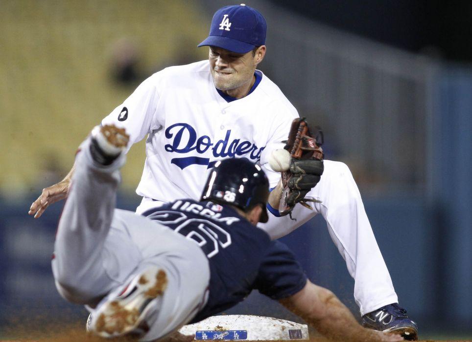 LOS ANGELES DODGERS baseball mlb   y wallpaper