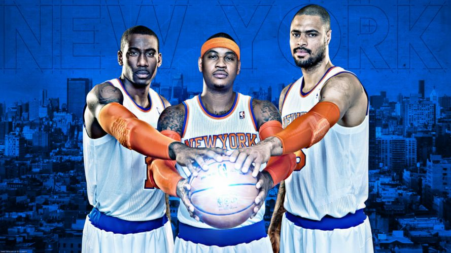 NEW YORK KNICKS basketball nba te wallpaper
