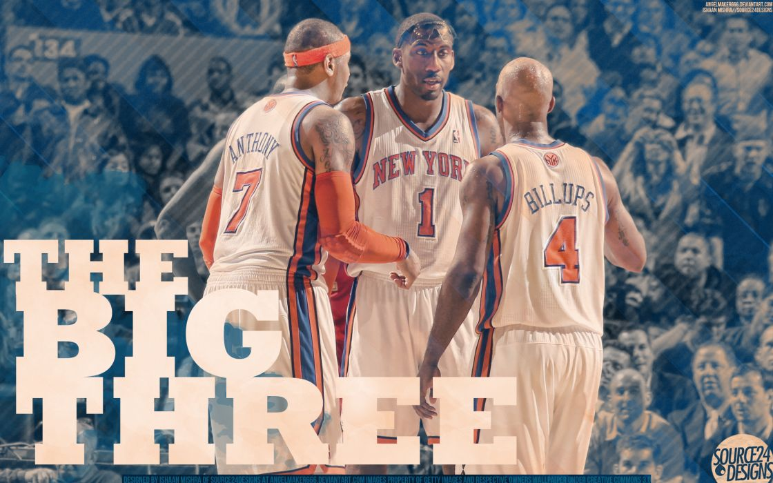 NEW YORK KNICKS basketball nba    tq wallpaper