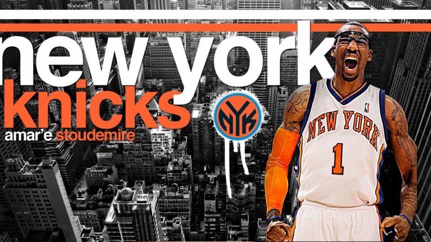 NEW YORK KNICKS basketball nba th wallpaper