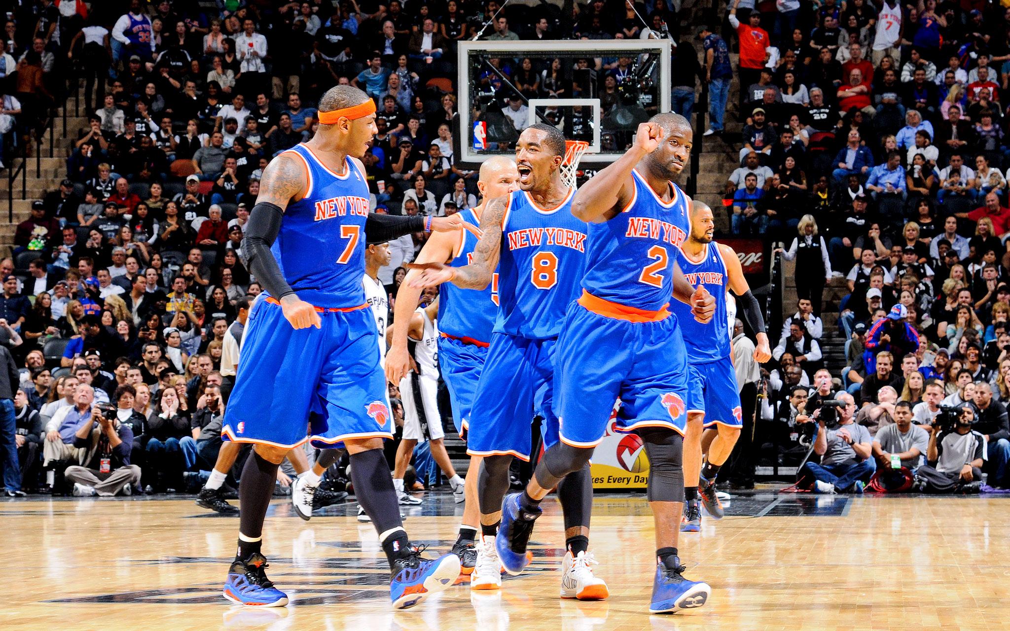 Nba Basketball New York Knicks: NEW YORK KNICKS Basketball Nba E Wallpaper
