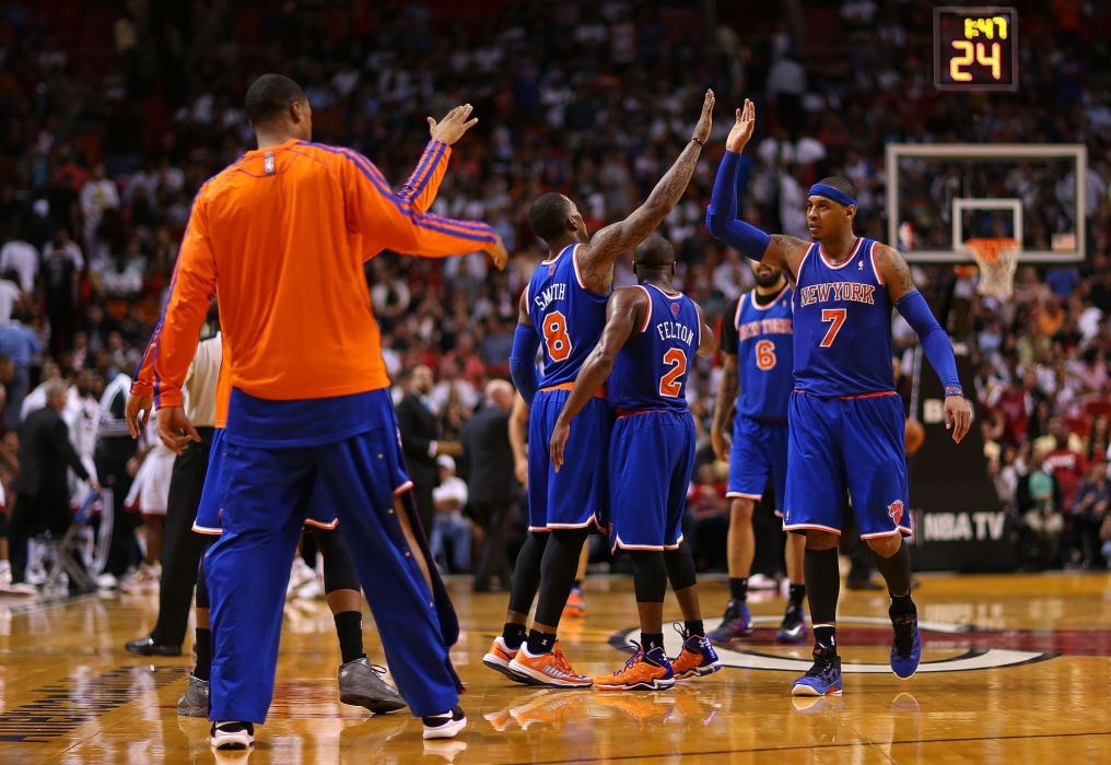 NEW YORK KNICKS basketball nba   r wallpaper