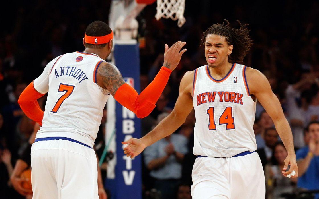 NEW YORK KNICKS basketball nba   ye wallpaper