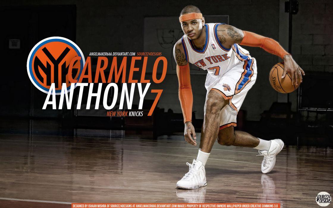 NEW YORK KNICKS basketball nba   yd wallpaper
