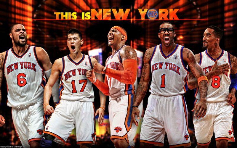 NEW YORK KNICKS basketball nba he wallpaper