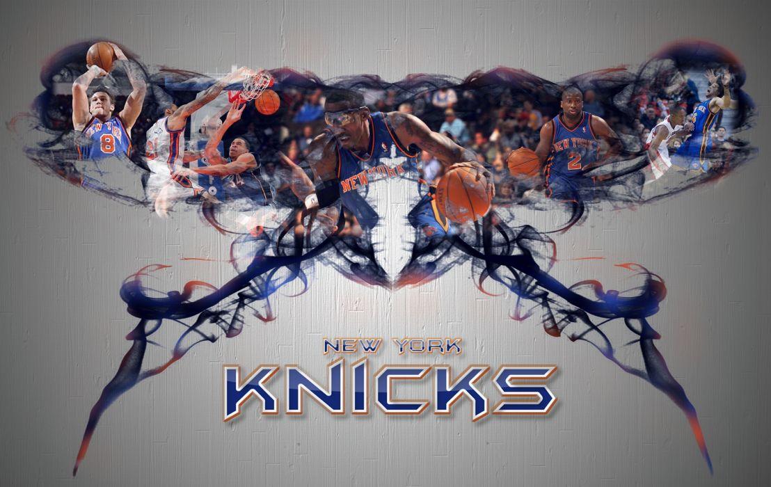 NEW YORK KNICKS basketball nba  t wallpaper