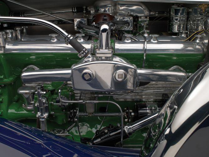 1933 Duesenberg Model-SJ 512-2538 Beverly Berline LWB by Murphy luxury retro engine g wallpaper