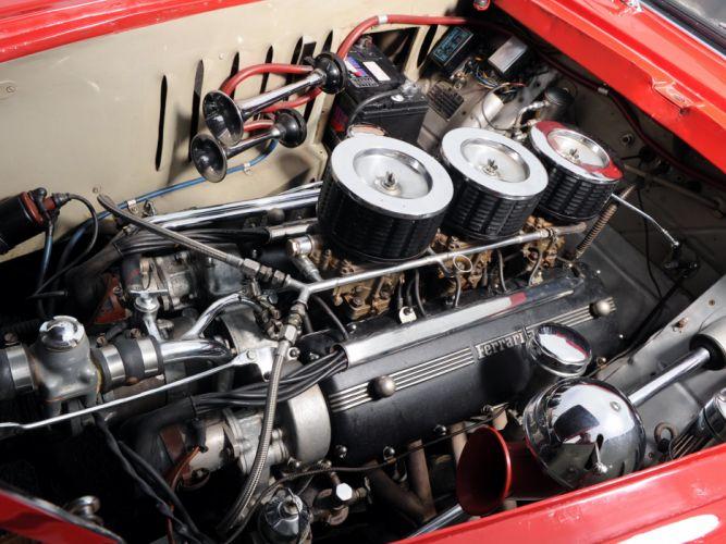 1953 Ferrari 212 Inter retro supercar engine v wallpaper