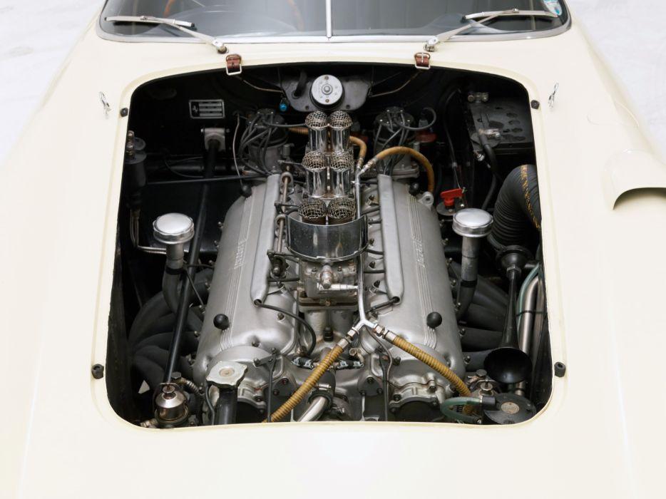 1955 Ferrari 410 Berlinetta Speciale supercar retro engine   f wallpaper