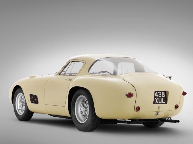 1955 Ferrari 410 Berlinetta Speciale supercar retro f wallpaper