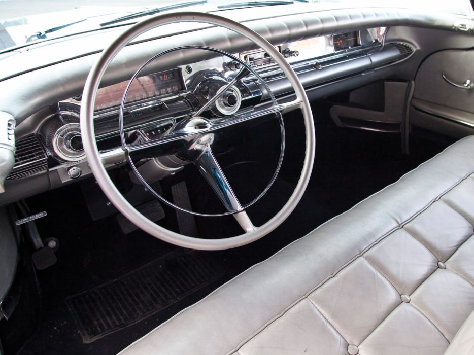 1958 Buick Limited Convertible (756-4867X) luxury retro interior     g wallpaper