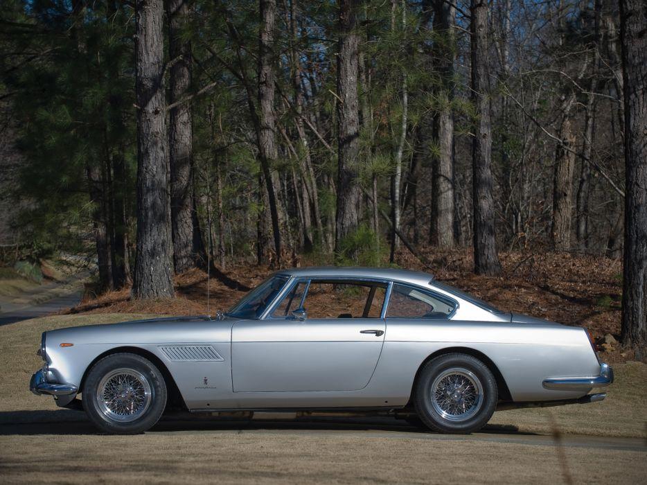 1963 Ferrari 250 GT-E 2+2 Series-III supercar classic   k wallpaper
