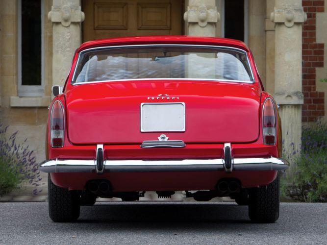 1963 Ferrari 250 GT-E 2+2 Series-III supercar classic bo wallpaper