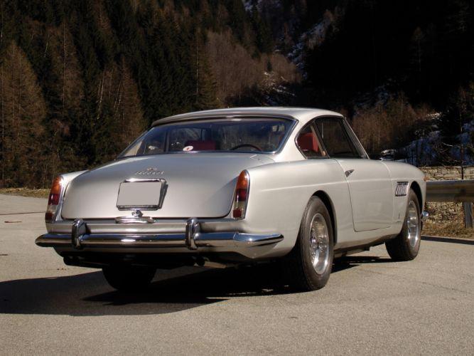 1963 Ferrari 250 GT-E 2+2 Series-III supercar classic j wallpaper