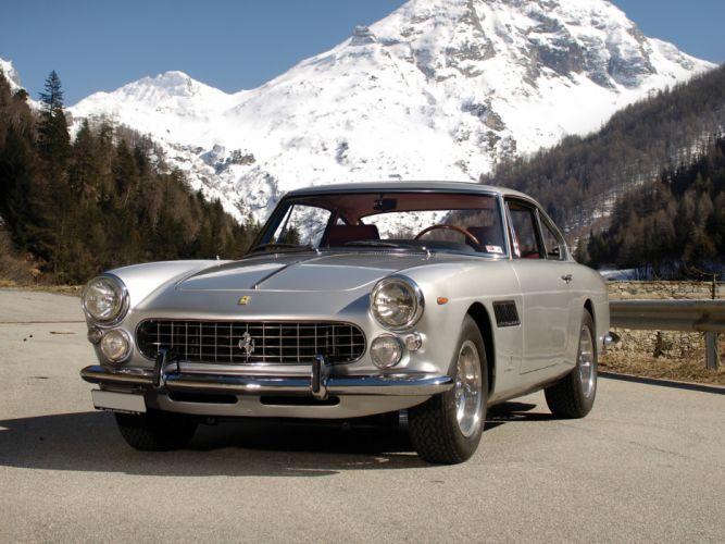 1963 Ferrari 250 GT-E 2+2 Series-III supercar classic b wallpaper