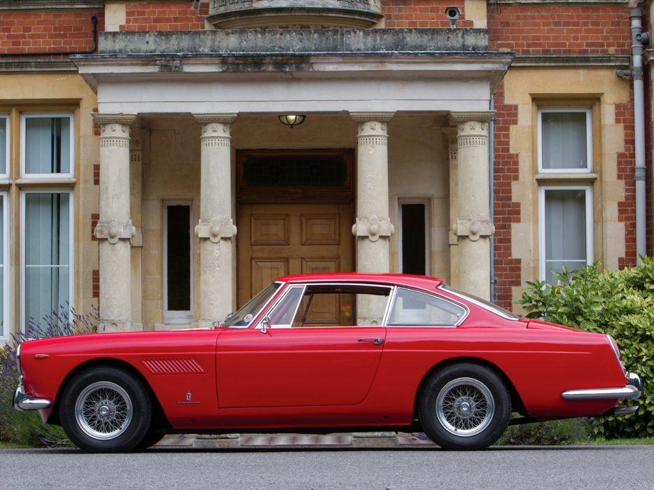 1963 Ferrari 250 GT-E 2+2 Series-III supercar classic  v wallpaper