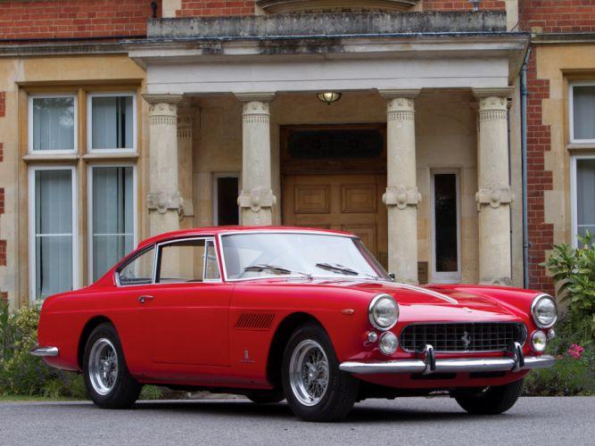 1963 Ferrari 250 GT-E 2+2 Series-III supercar classic m wallpaper