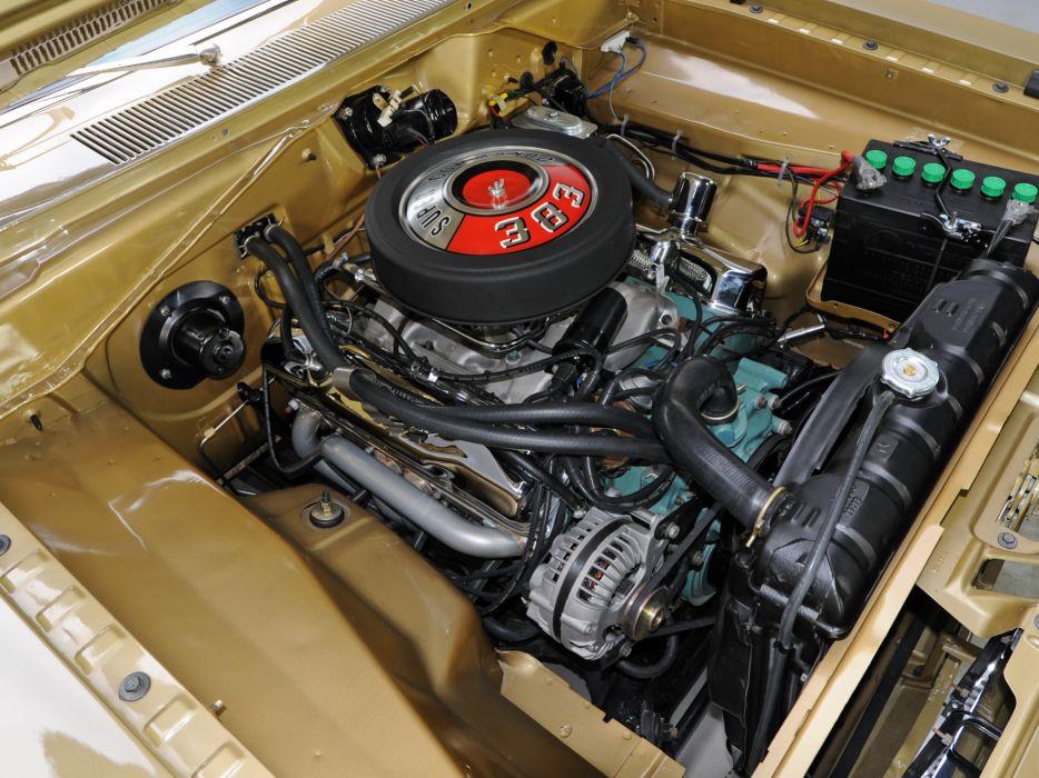 1968 Plymouth Barracuda Formula S Fastback (BH29) muscle classic cuda engine     f wallpaper