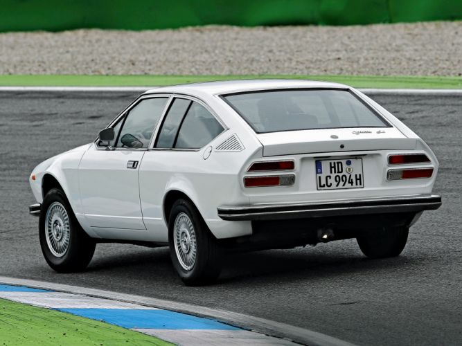 1974 Alfa Romeo Alfetta GT (116) classic g-t f wallpaper
