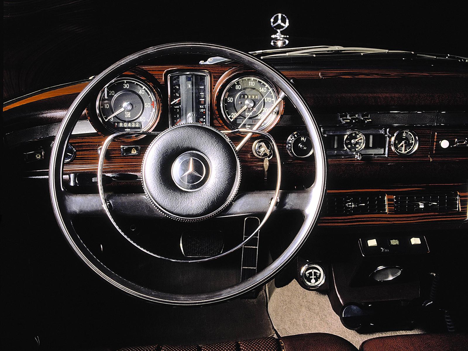 1974 Mercedes Benz 600 4 Door Pullman Limousine W100 Luxury
