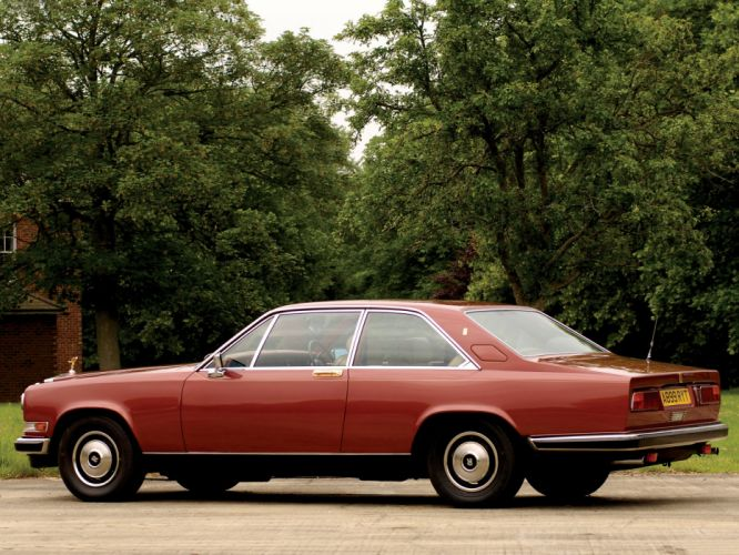 1975 Rolls Royce Camargue luxury h wallpaper