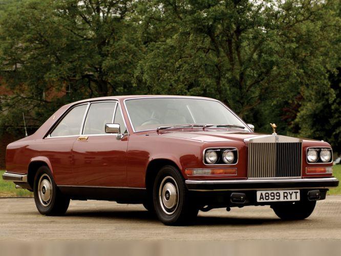 1975 Rolls Royce Camargue luxury t wallpaper