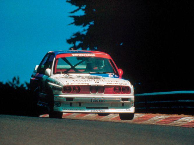1987 BMW M3 Group-A DTM (E30) race racing m-3 fw wallpaper