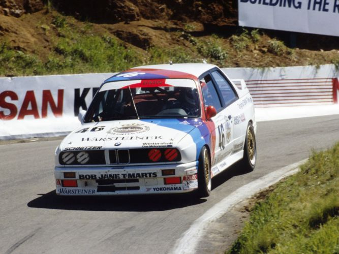 1987 BMW M3 Group-A DTM (E30) race racing m-3 g wallpaper