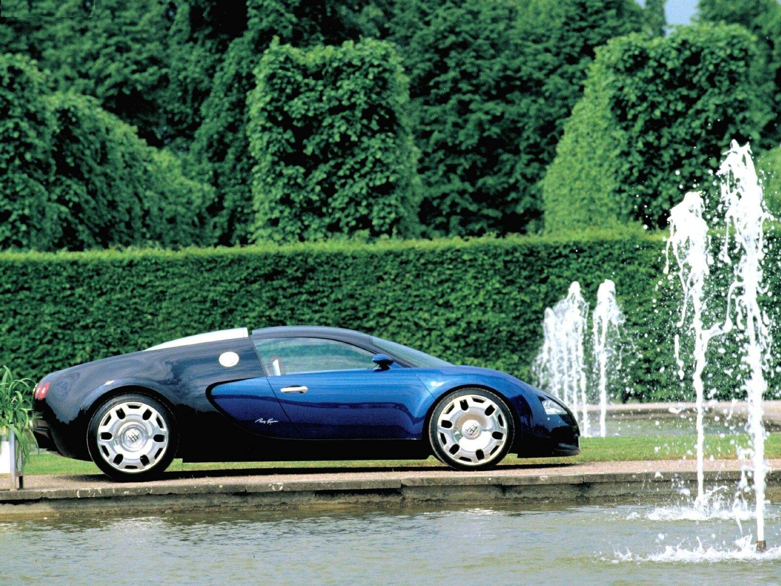 1999 bugatti eb 18 4 veyron concept supercar f wallpaper 1600x1200 159034. Black Bedroom Furniture Sets. Home Design Ideas