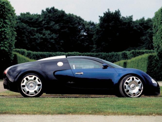 1999 Bugatti EB 18-4 Veyron Concept supercar f wallpaper