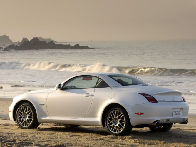 2006 Lexus SC 430 Pebble Beach Edition s-c f wallpaper