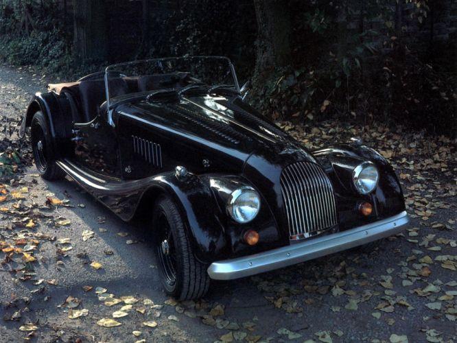 2010 Morgan Plus-4 roadster f wallpaper