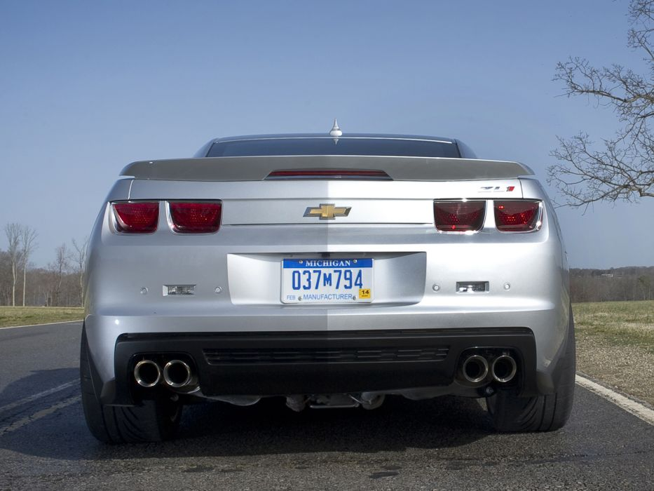 2012 Chevrolet Camaro ZL1 muscle   g wallpaper