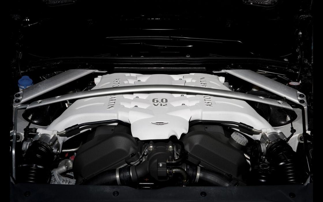 2012 Wheelsandmore Aston Martin DBS Carbon Edition supercar tuning engine      g wallpaper