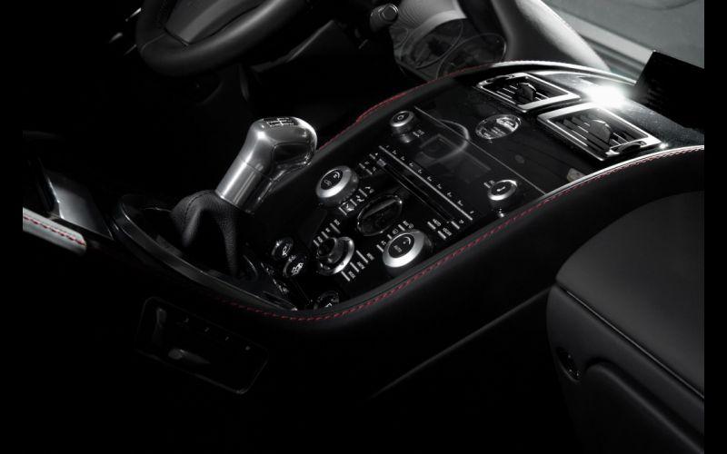 2012 Wheelsandmore Aston Martin DBS Carbon Edition supercar tuning interior g wallpaper