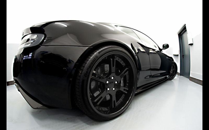 2012 Wheelsandmore Aston Martin DBS Carbon Edition supercar tuning wheel f wallpaper