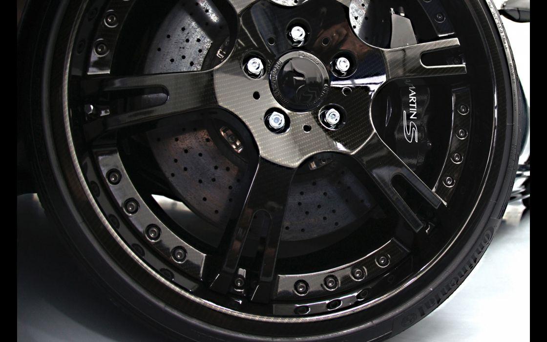 2012 Wheelsandmore Aston Martin DBS Carbon Edition supercar tuning wheel r wallpaper