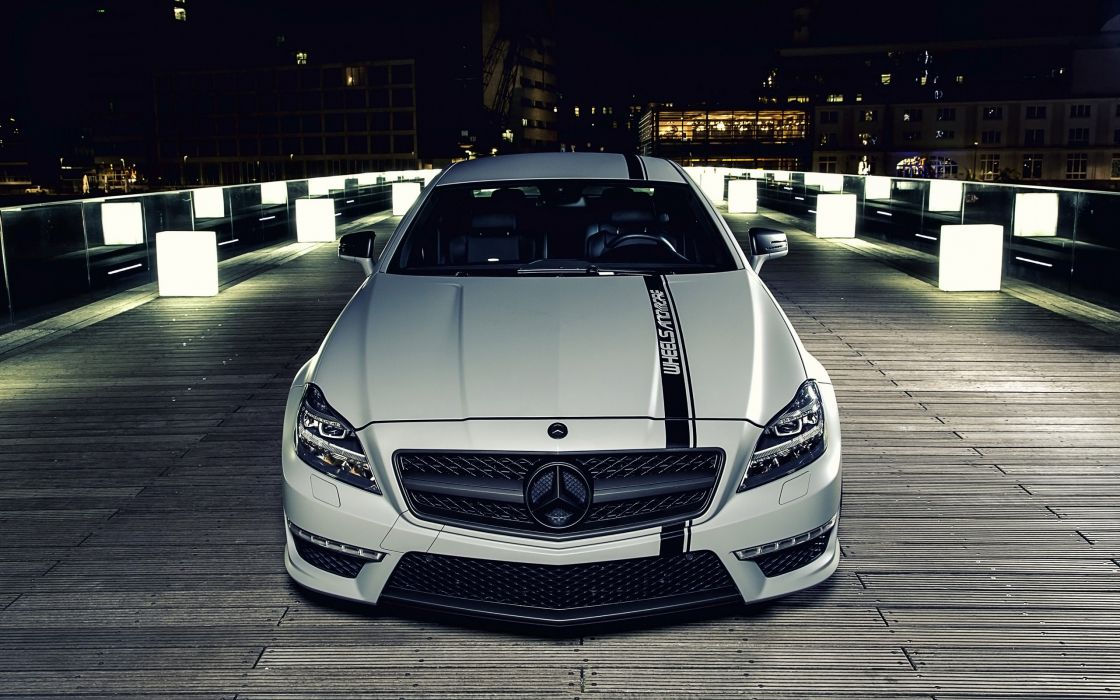 2012 Wheelsandmore Mercedes Benz CLS63 AMG Seven-11 tuning      g wallpaper