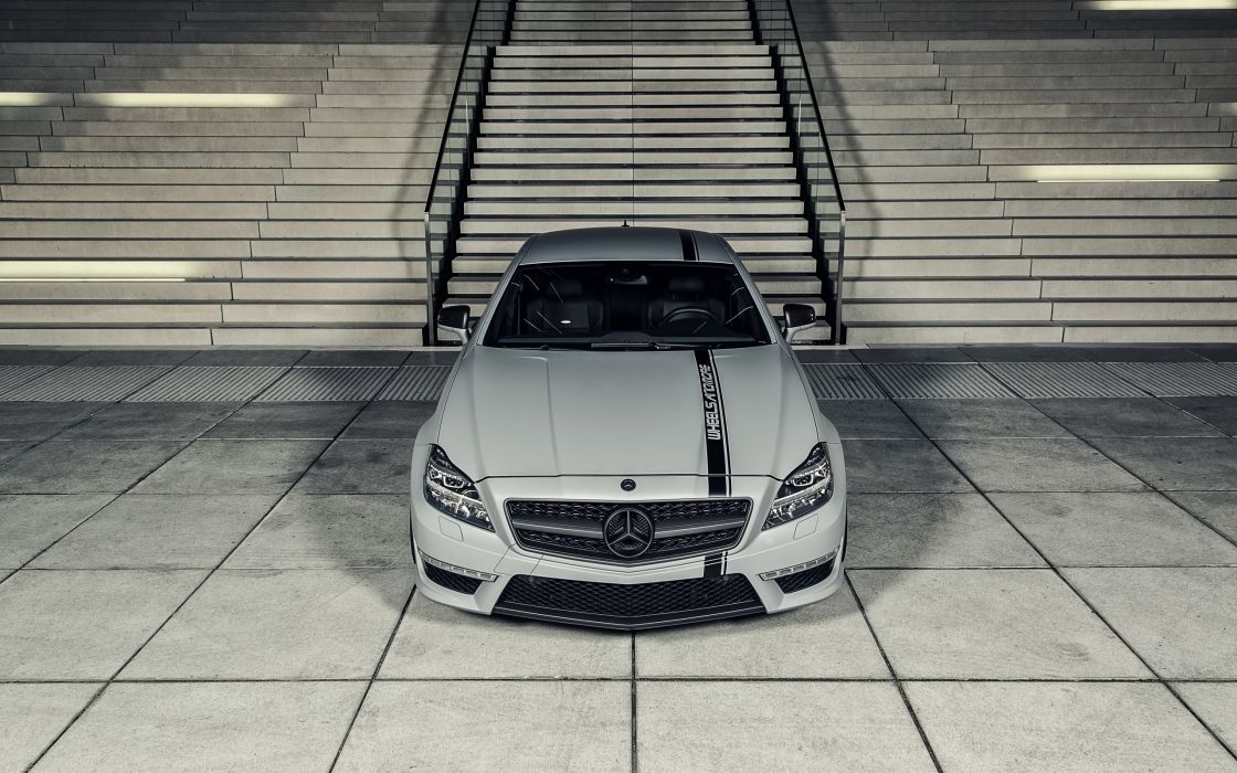 2012 Wheelsandmore Mercedes Benz CLS63 AMG Seven-11 tuning   f wallpaper