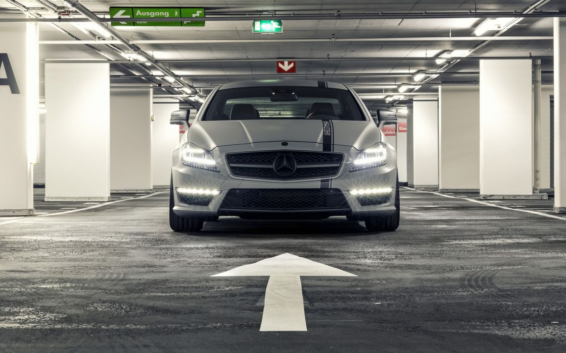 2012 Wheelsandmore Mercedes Benz CLS63 AMG Seven-11 tuning   f wallpaper