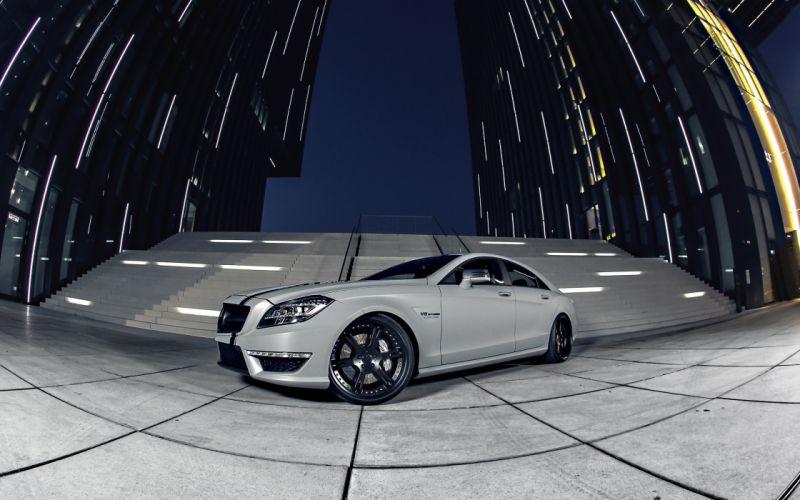 2012 Wheelsandmore Mercedes Benz CLS63 AMG Seven-11 tuning fs wallpaper