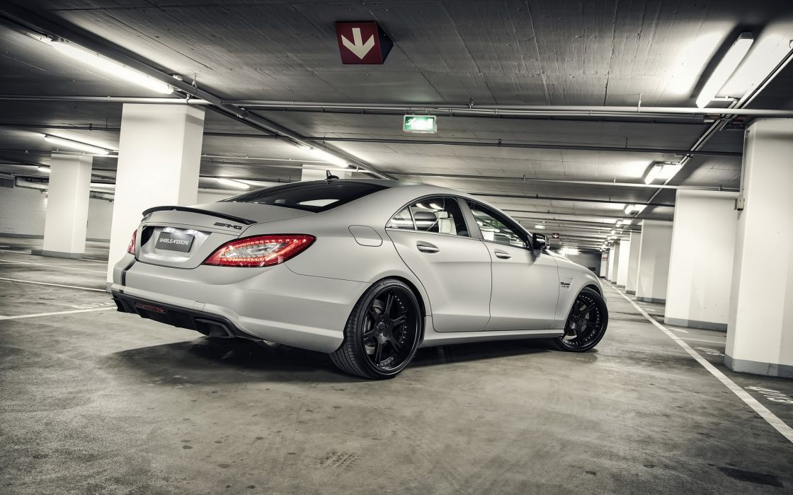 2012 Wheelsandmore Mercedes Benz CLS63 AMG Seven-11 tuning  c wallpaper