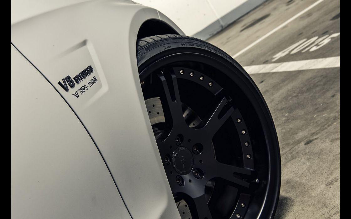 2012 Wheelsandmore Mercedes Benz CLS63 AMG Seven-11 tuning wheel g wallpaper
