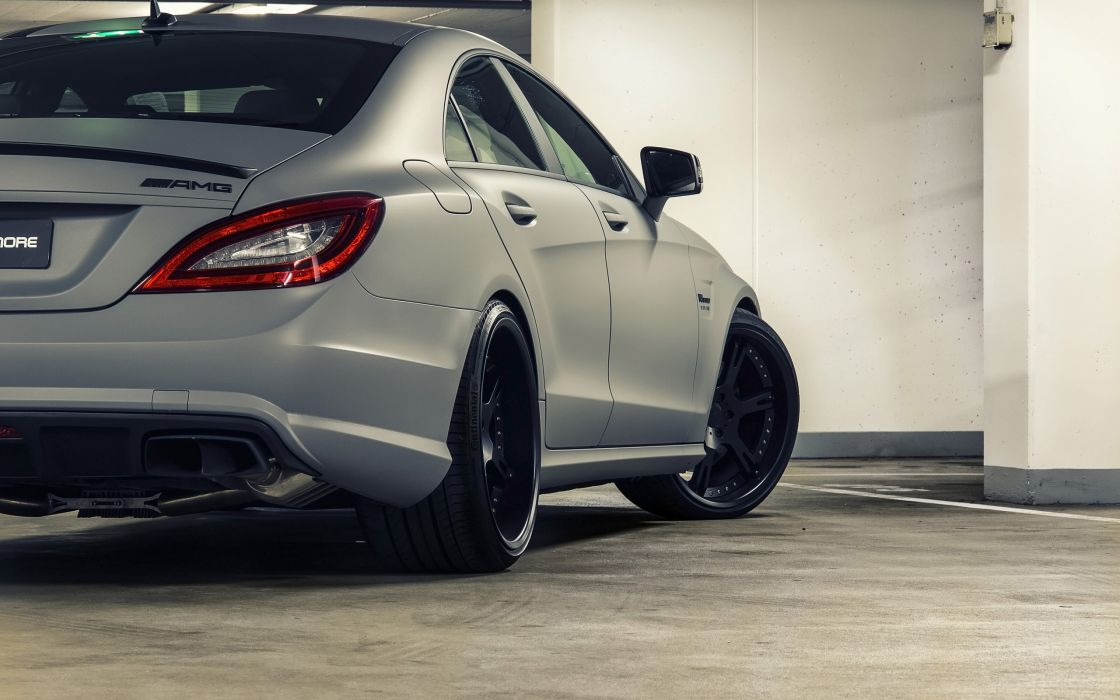 2012 Wheelsandmore Mercedes Benz CLS63 AMG Seven-11 tuning wheel  f wallpaper