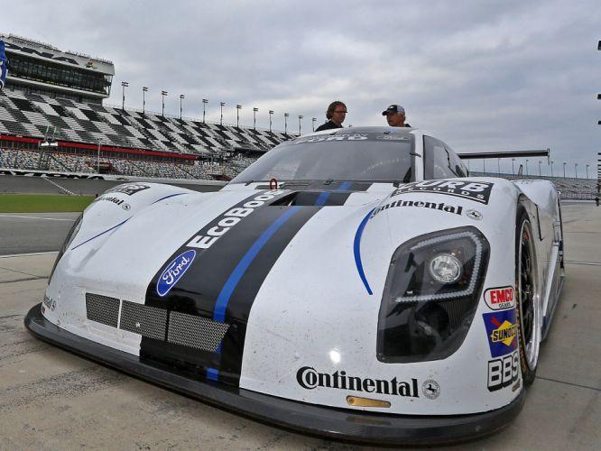 2013 Ford EcoBoost LMP Race Car Le-Mans racing h wallpaper